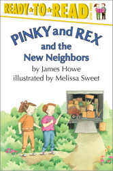 Pinky and Rex and the New Neighbors