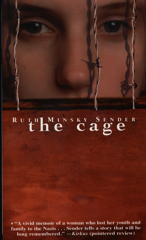 an analysis of the novel the cage by ruth minsky sender