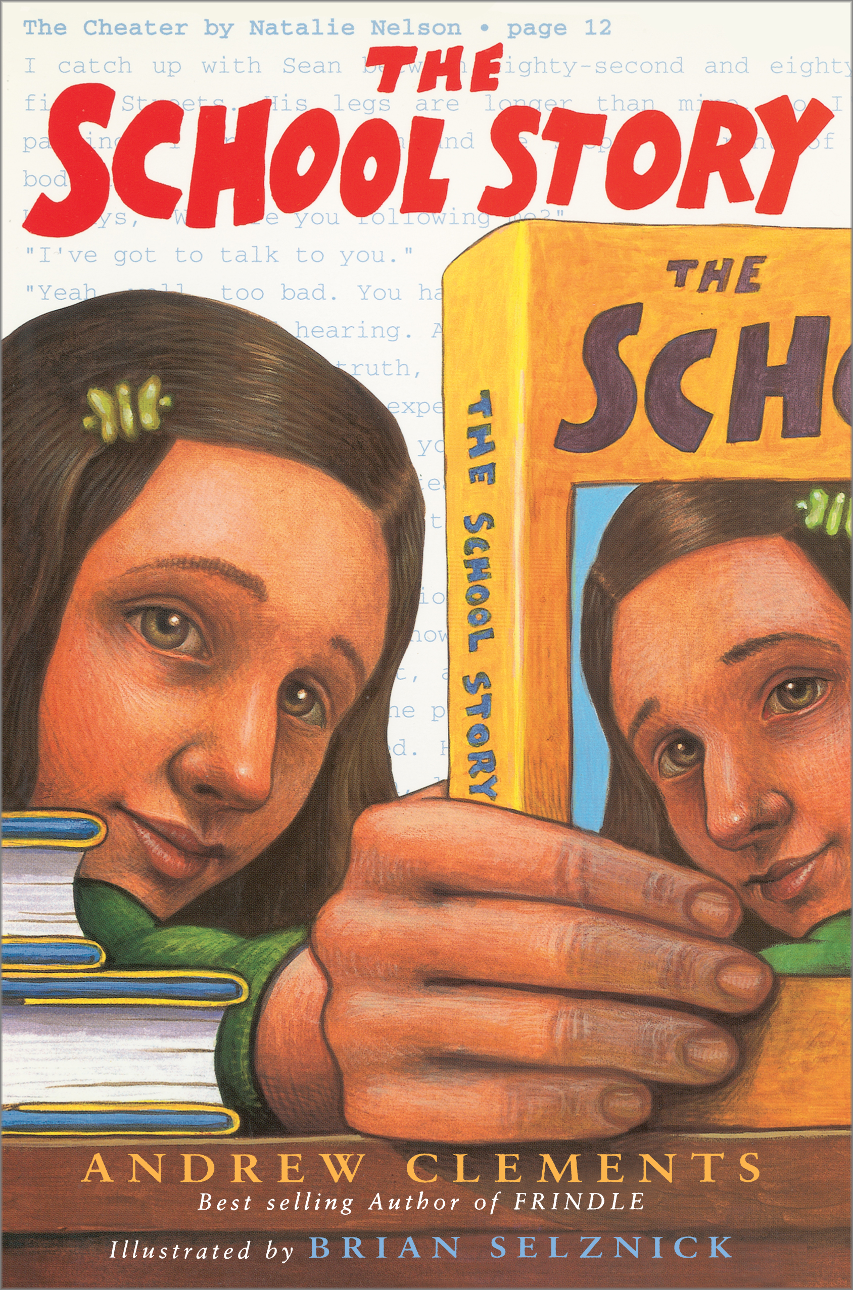 Andrew Clements | Official Publisher Page | Simon & Schuster