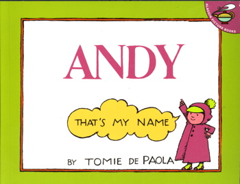 ANDY THAT'S MY NAME