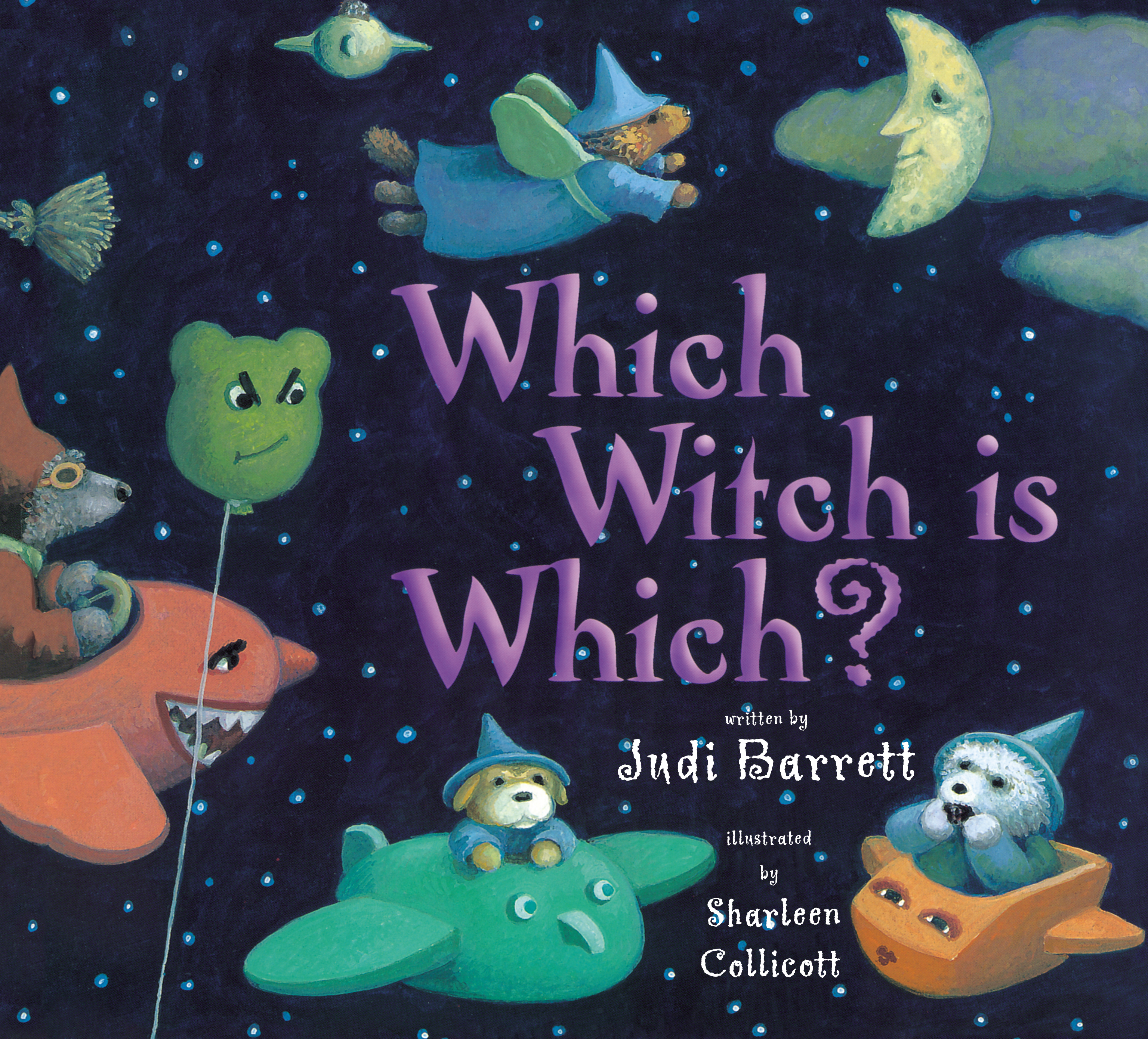 Water Wow Book Room On The Broom