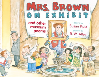 Mrs. Brown on Exhibit