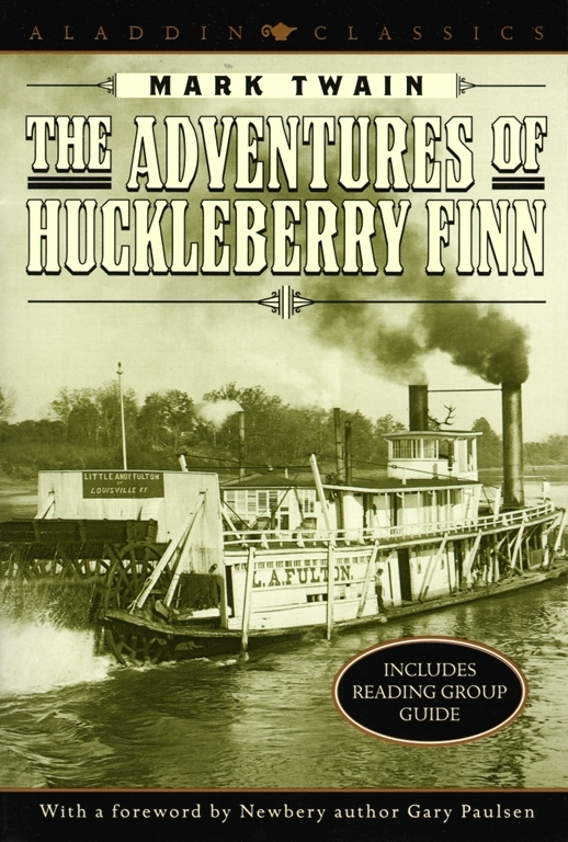 appearance and reality in the novel the adventures of huckleberry finn by american author mark twain Mark twain uses satire to reveal faults in society by finn, mark twain uses satire to reveal faults in the book adventures of huckleberry finn.