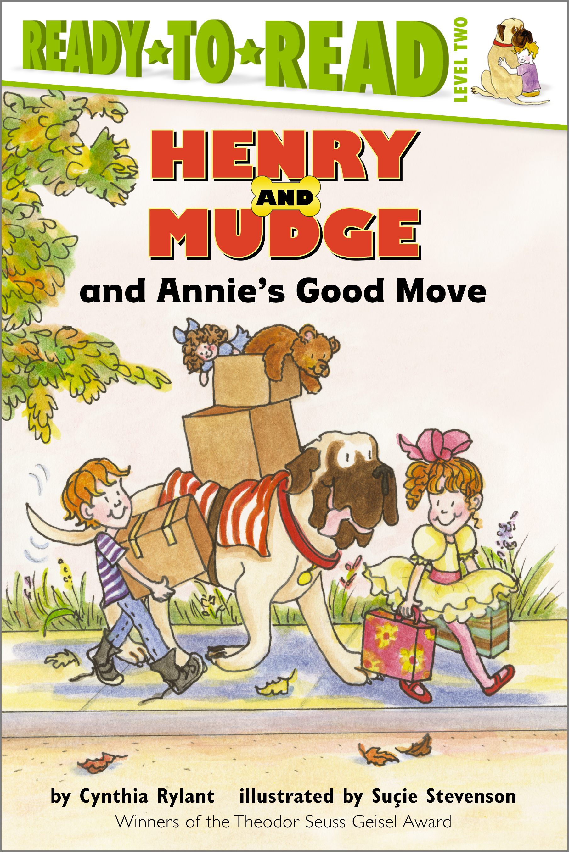 henry & mudge books by cynthia rylant, alma flor ada, and carolyn
