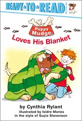 Puppy Mudge Loves His Blanket