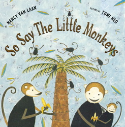 So Say The Little Monkeys