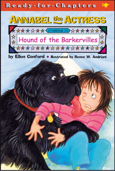 Annabel the Actress Starring in Hound of the Barkervilles