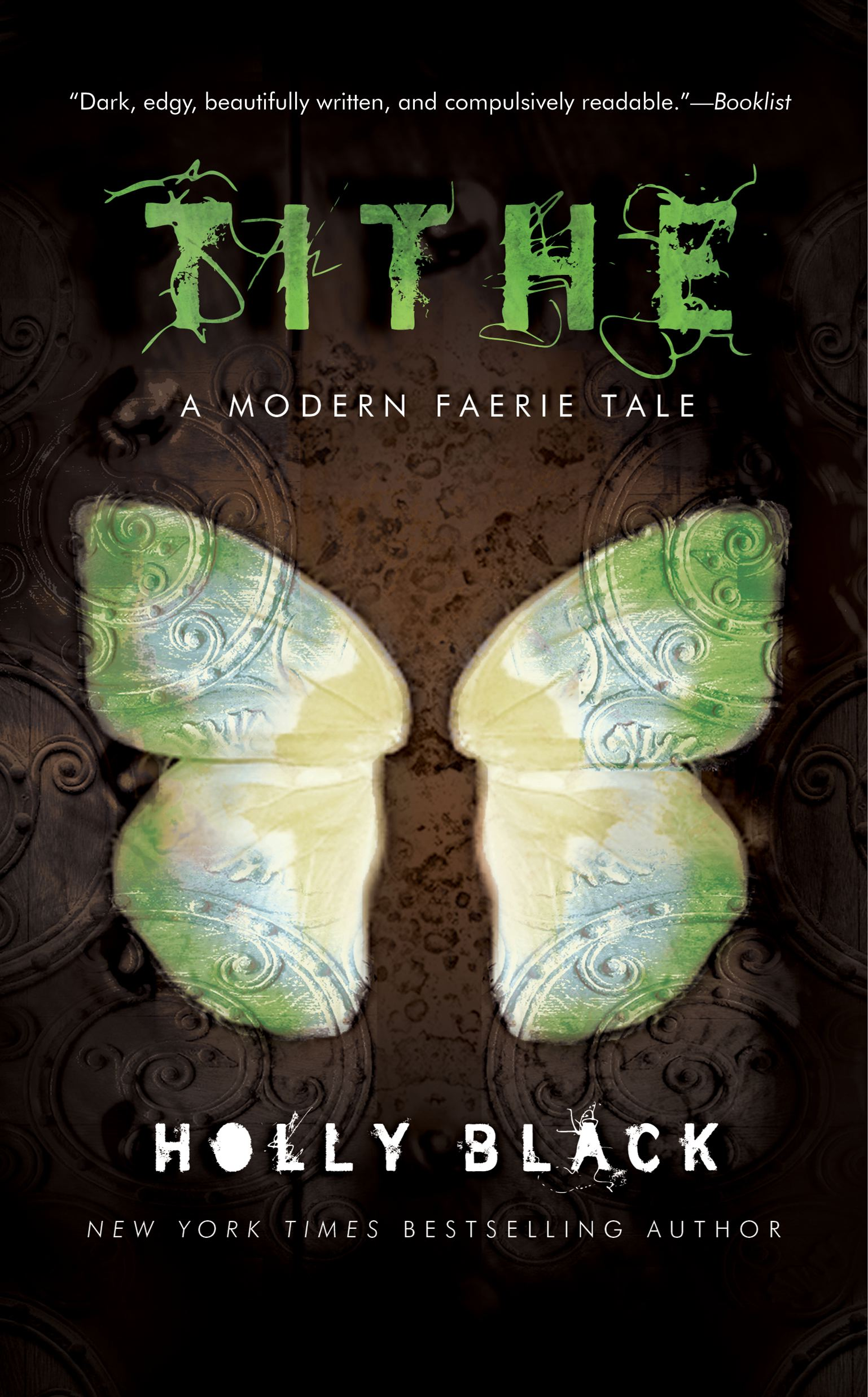 Book Cover Image (jpg): Tithe