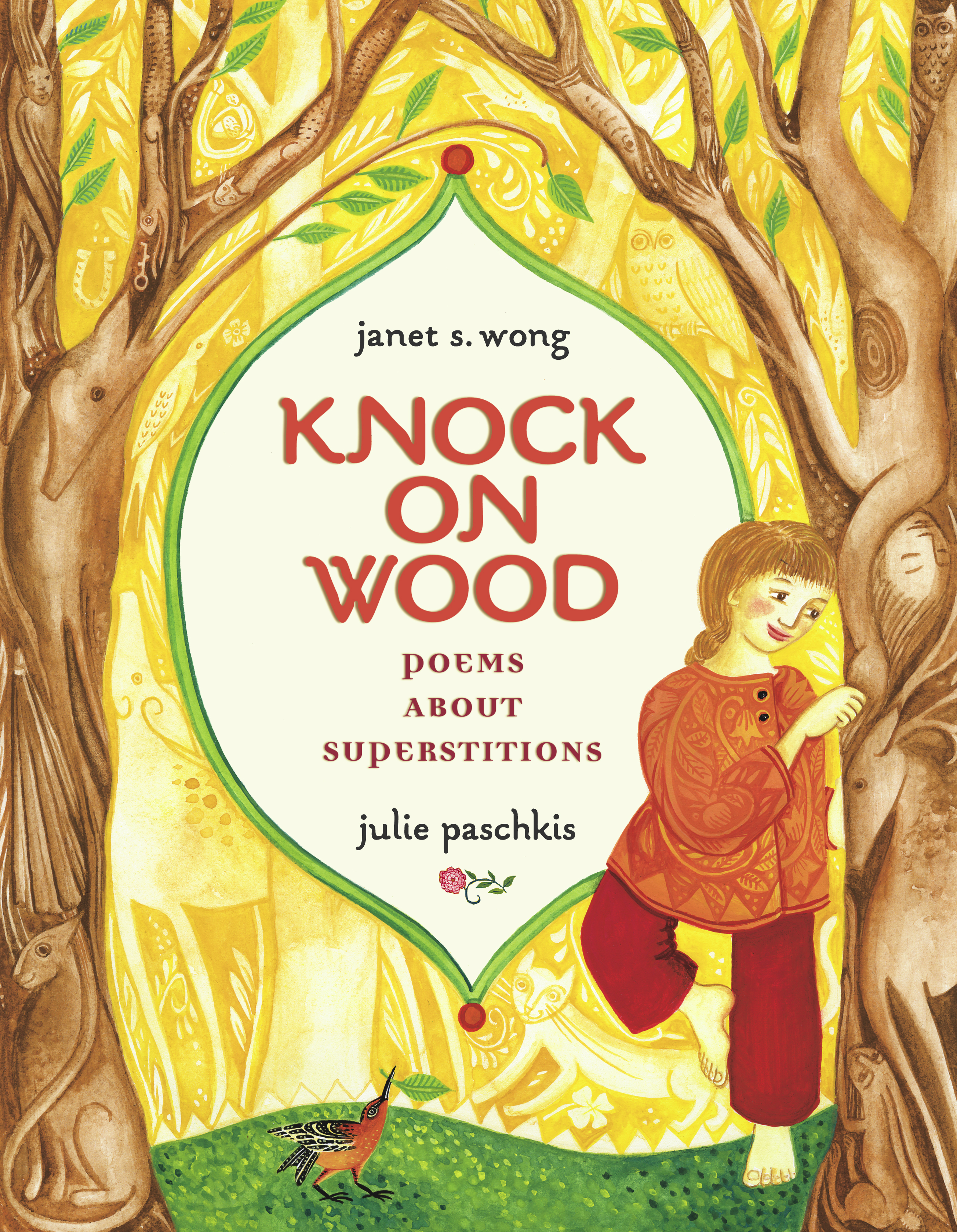 Knock on wood book by janet s wong julie paschkis official cvr9780689855122 9780689855122 hr knock on wood fandeluxe Ebook collections