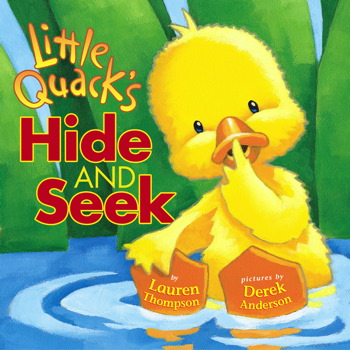 Little Quack's Hide and Seek