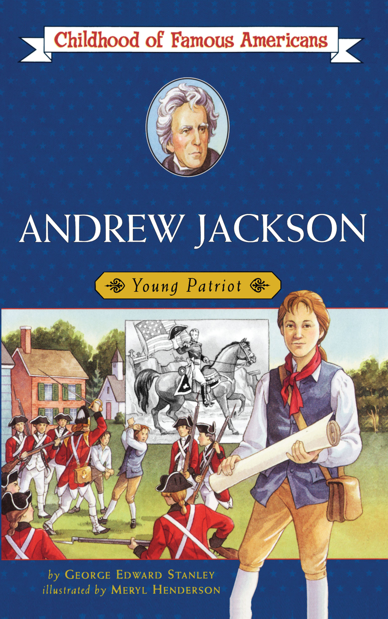 andrew jackson read and discover photo illustrated biographies.&quot