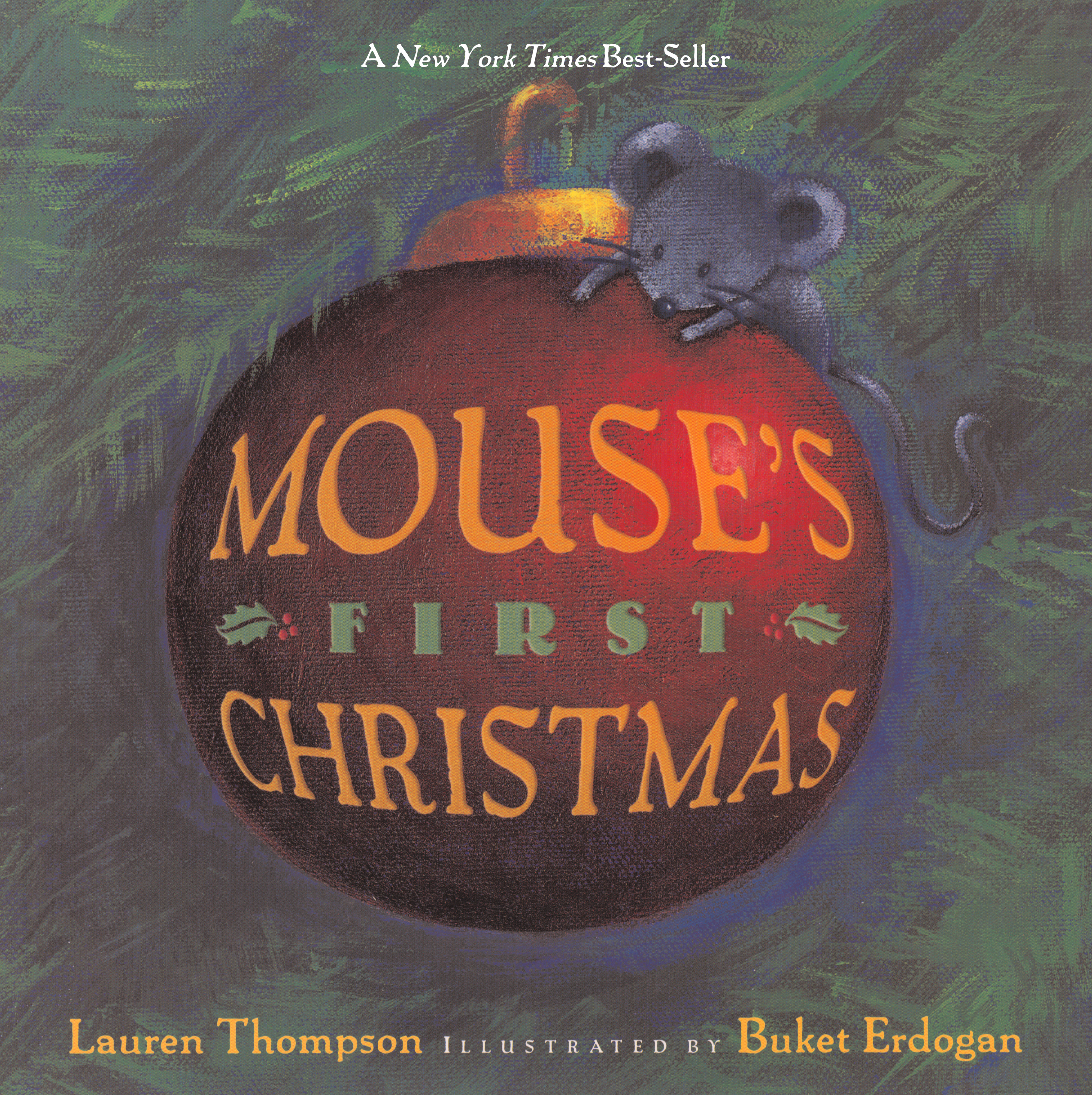 mouse u0027s first christmas book by lauren thompson buket erdogan