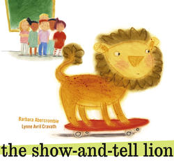 The Show-and-Tell Lion