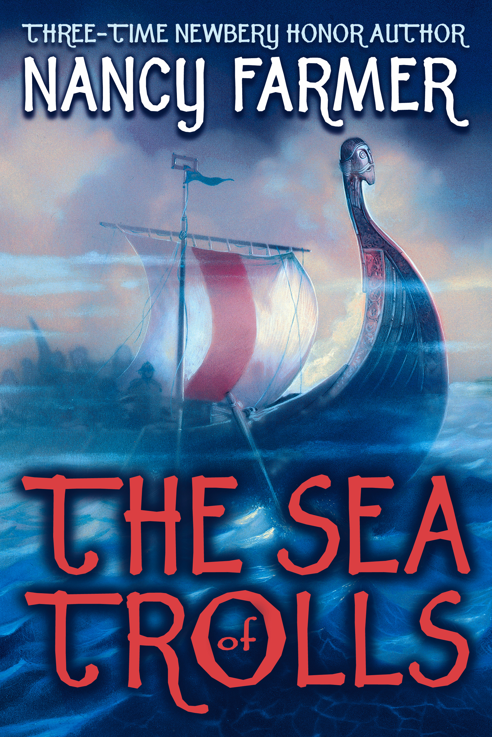 Nancy farmer official publisher page simon schuster book cover image jpg the sea of trolls fandeluxe Epub