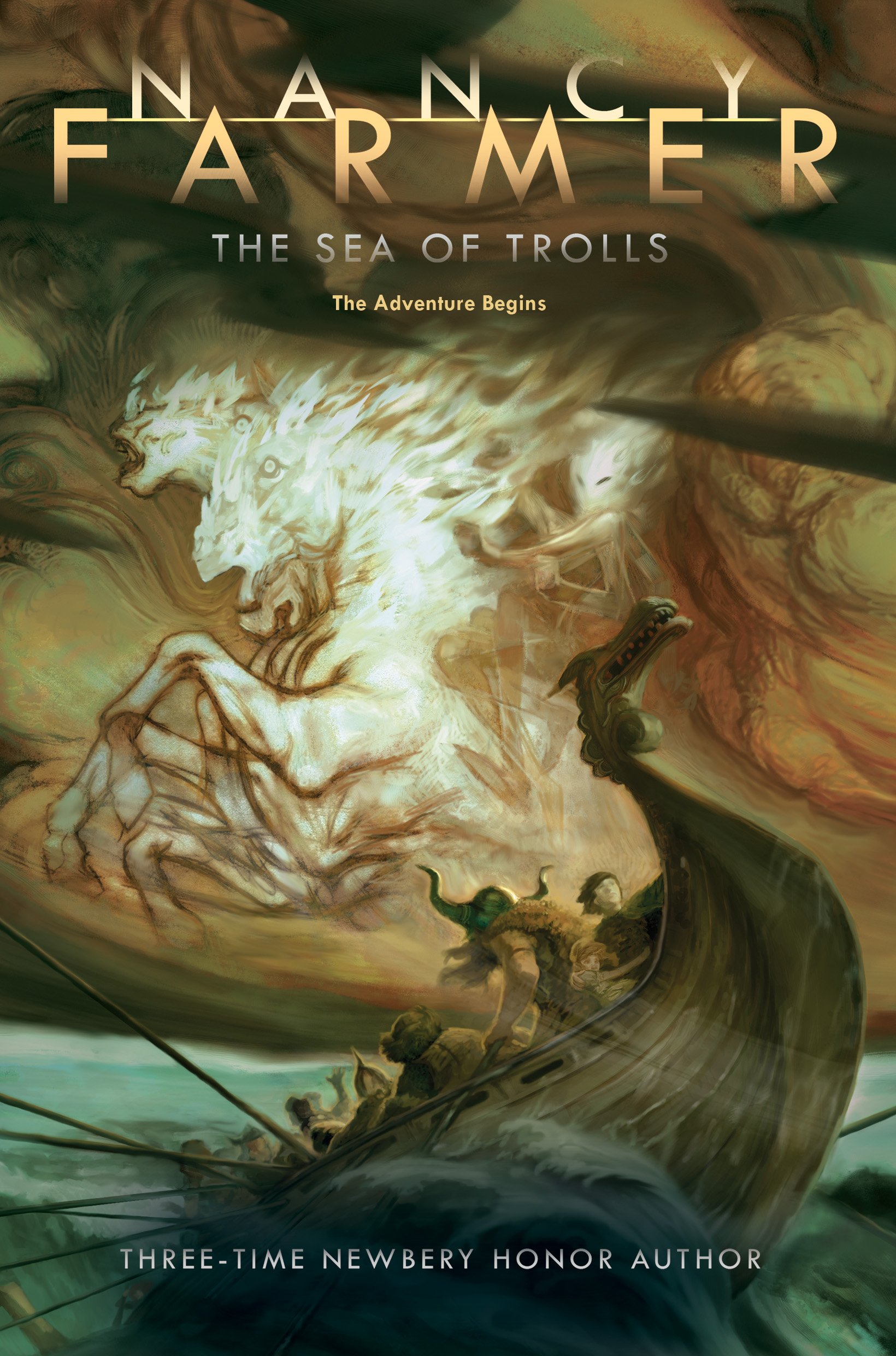 Nancy farmer official publisher page simon schuster canada book cover image jpg the sea of trolls fandeluxe Epub