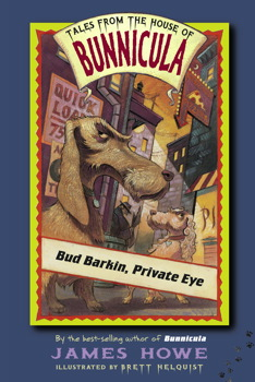 Bud Barkin, Private Eye