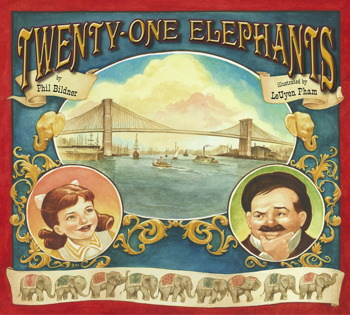Twenty-One Elephants