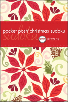 Pocket Posh Christmas Sudoku