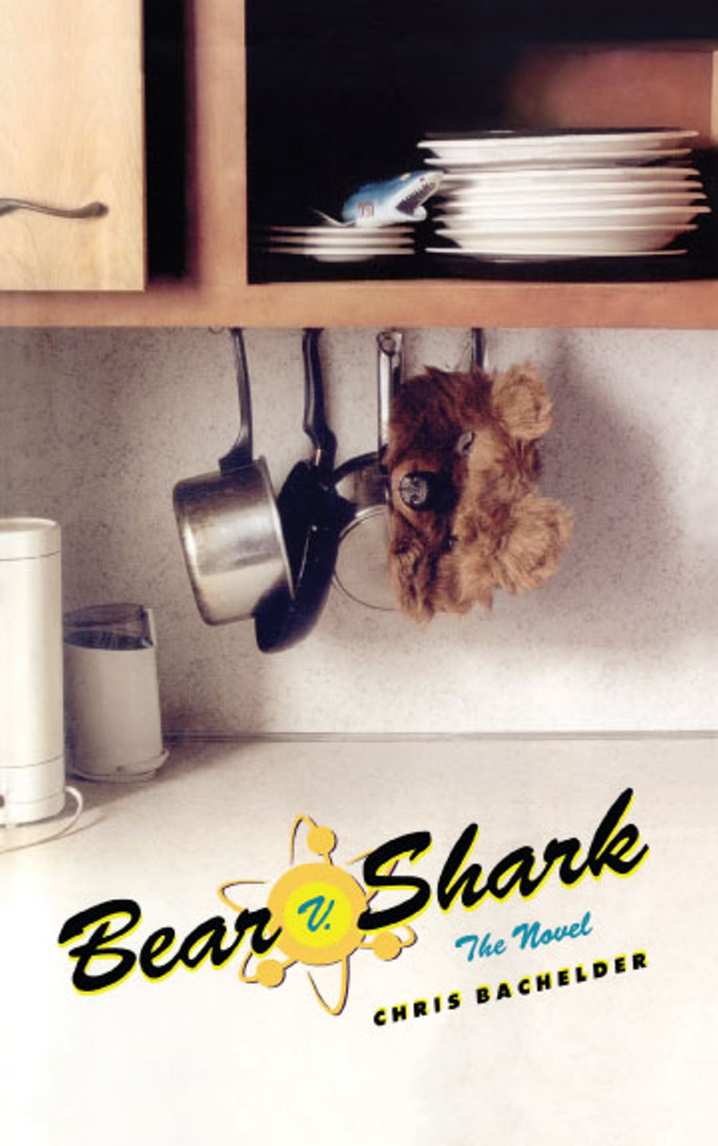 an analysis of the fight between a bear and a shark by chris bachelder Read a free sample or buy bear v shark by chris bachelder you can read this book with ibooks who would win in a fight between a bear and a shark.