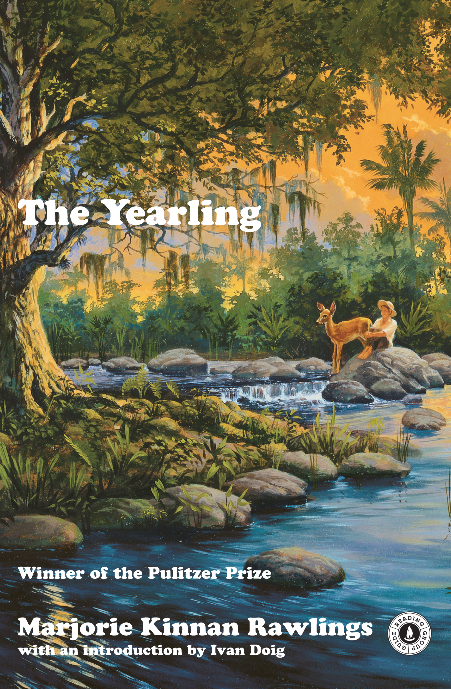 the yearling book report