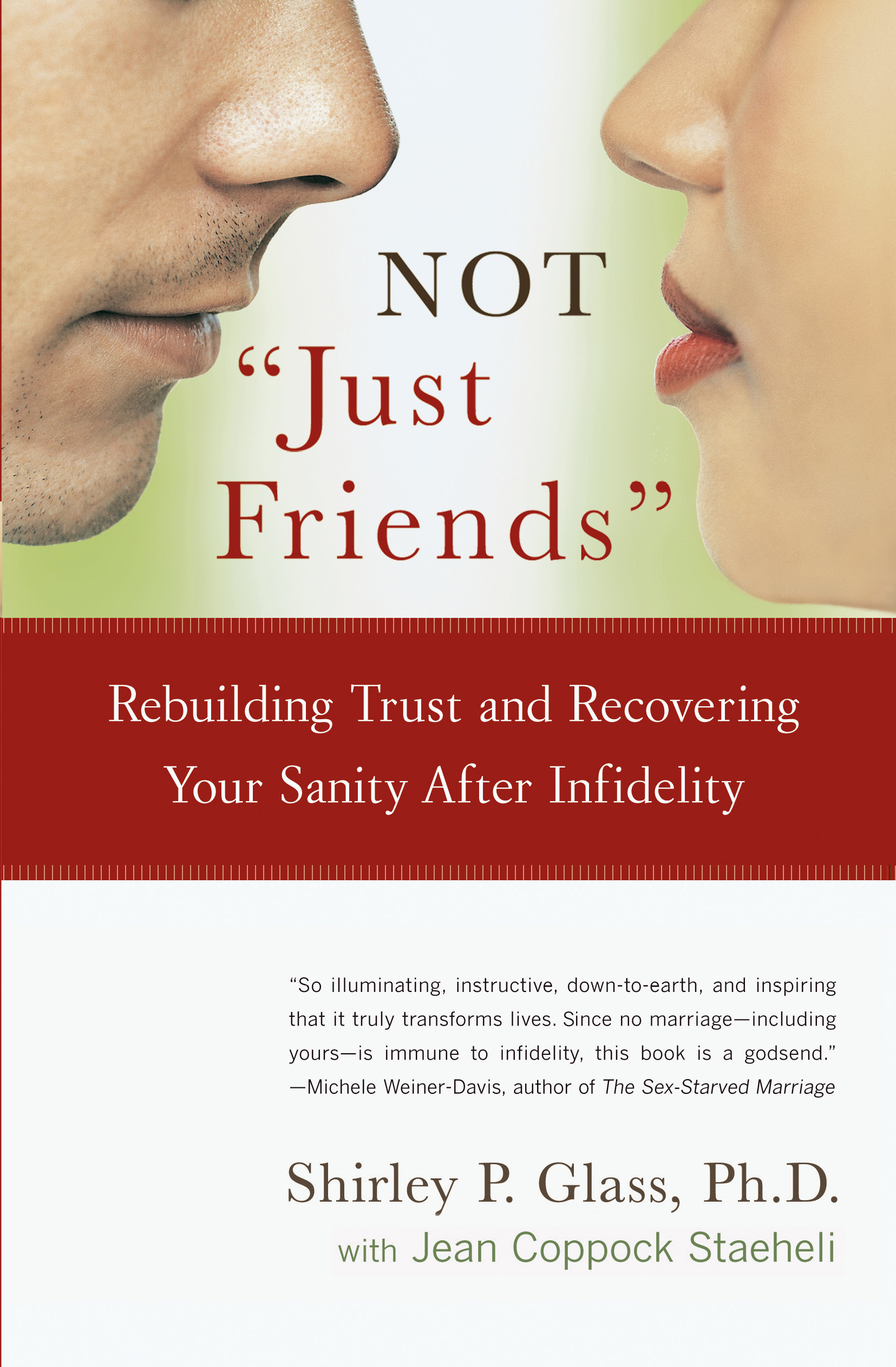 Not just friends book by shirley glass jean coppock staeheli cvr9780743225502 9780743225502 hr fandeluxe PDF