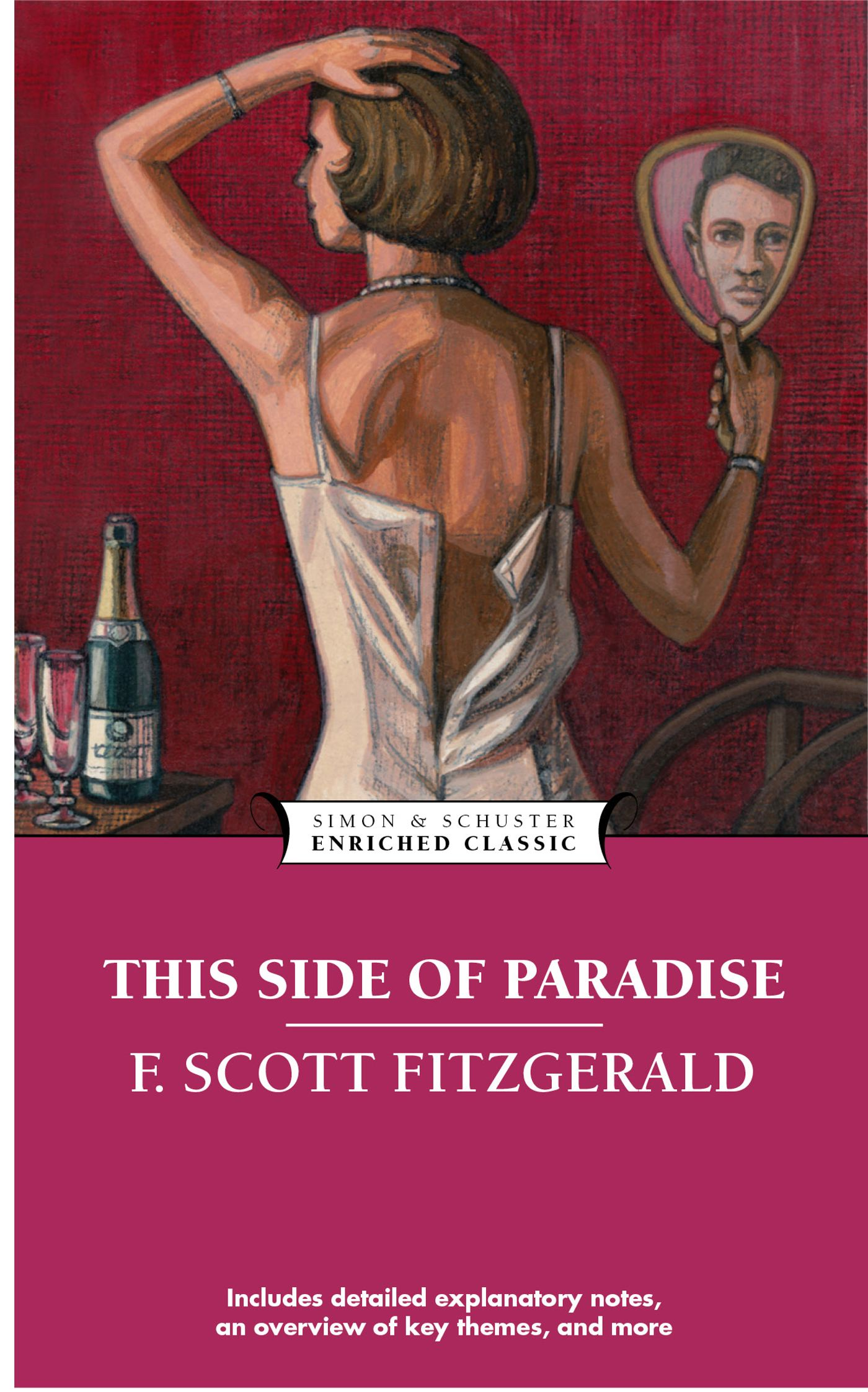 an introduction to the novel this side of paradise by f scott fitzgerald F scott fitzgerald's cherished debut novel announced the arrival of a brilliant   author was just twenty-three, this side of paradise recounts the education of  young  fyodor dostoyevsky translated with an introduction and notes by  david.