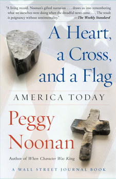 A Heart, a Cross, and a Flag
