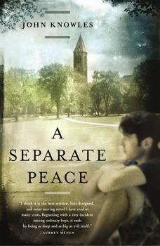 A Separate Peace By John Knowles Quotes