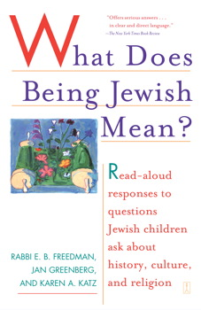 What Does Being Jewish Mean?