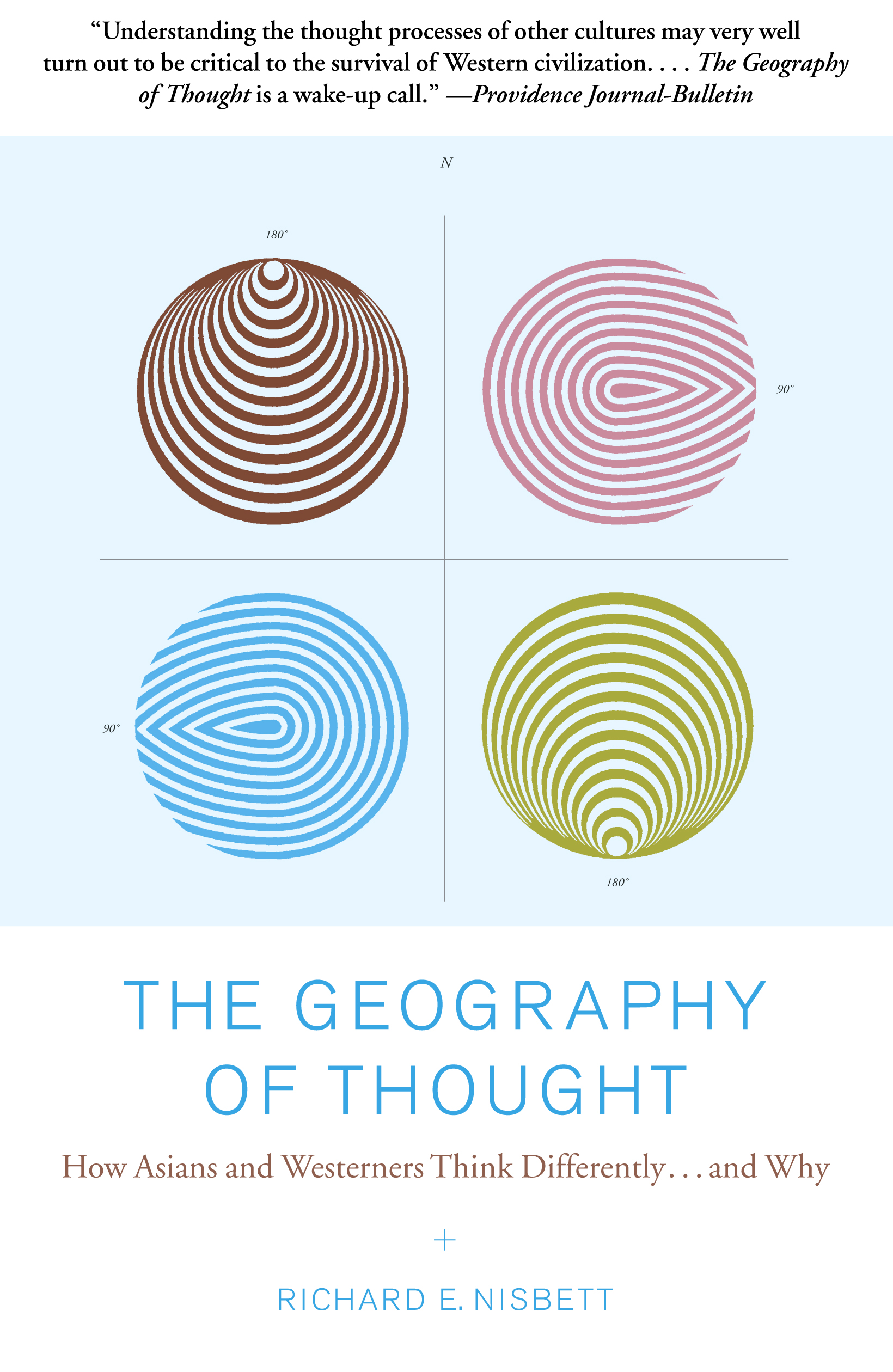 the geography of thought by richard Geography of thought - leadership crossroads his book the geography of thought i did – and came away fascinated richard e nisbett's.