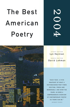 The Best American Poetry 2004