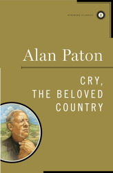the rebuilding of africa in cry the beloved country by alan paton Out of alan paton's beautiful and profound narrative, cry, the beloved country, which is, of course, a classic tale of the crisscross of racial tensions in modern south africa, producer-director.