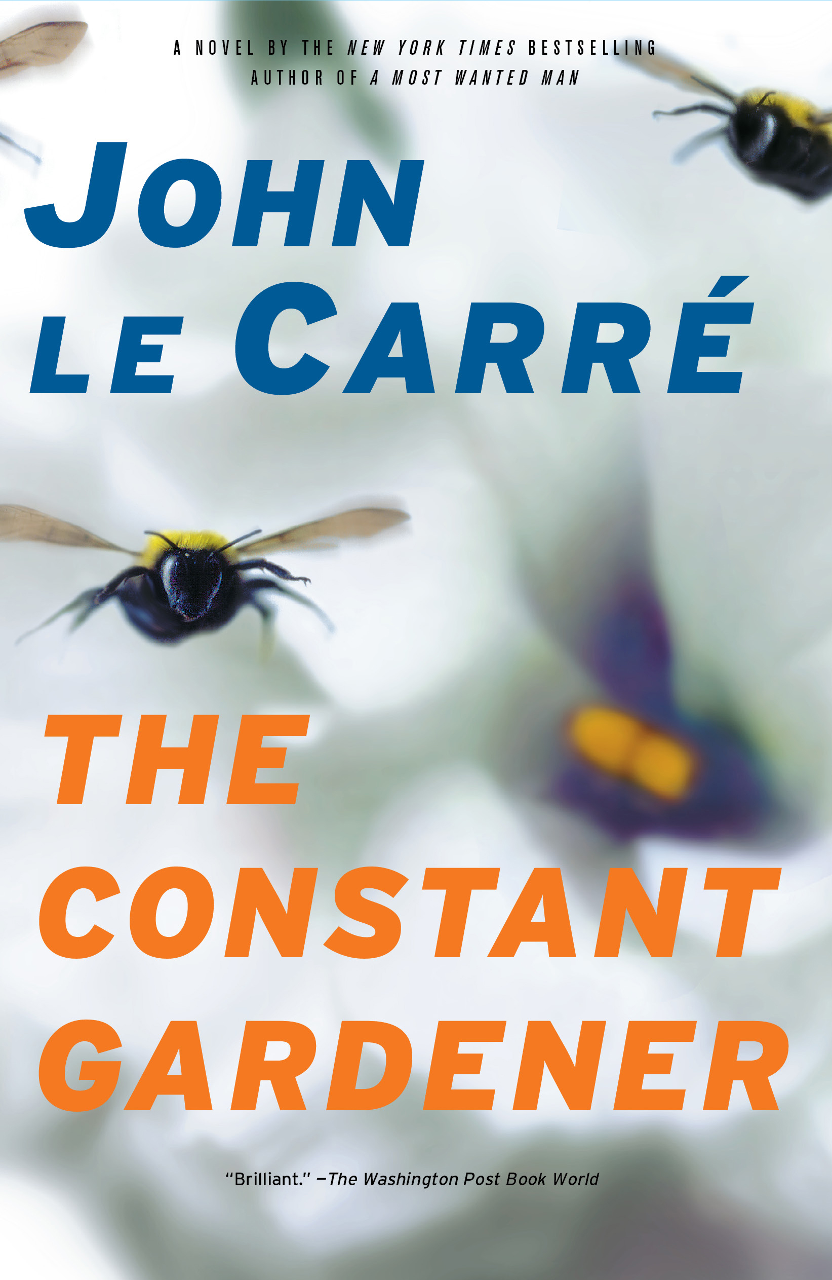 john le carre official publisher page simon schuster book cover image jpg the constant gardener