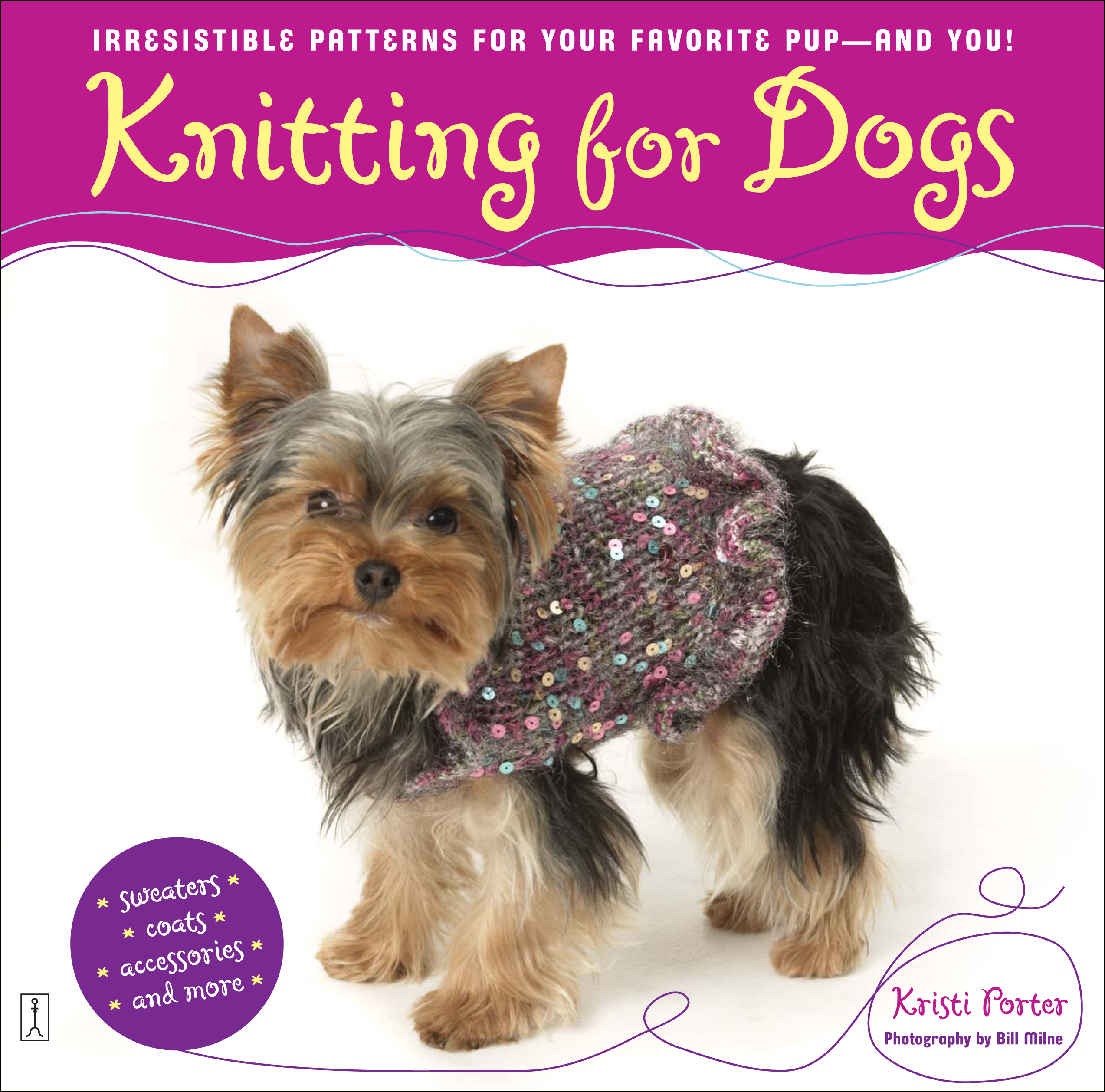 Knitting for dogs book by kristi porter official publisher cvr9780743270168 9780743270168 hr knitting for dogs bankloansurffo Gallery