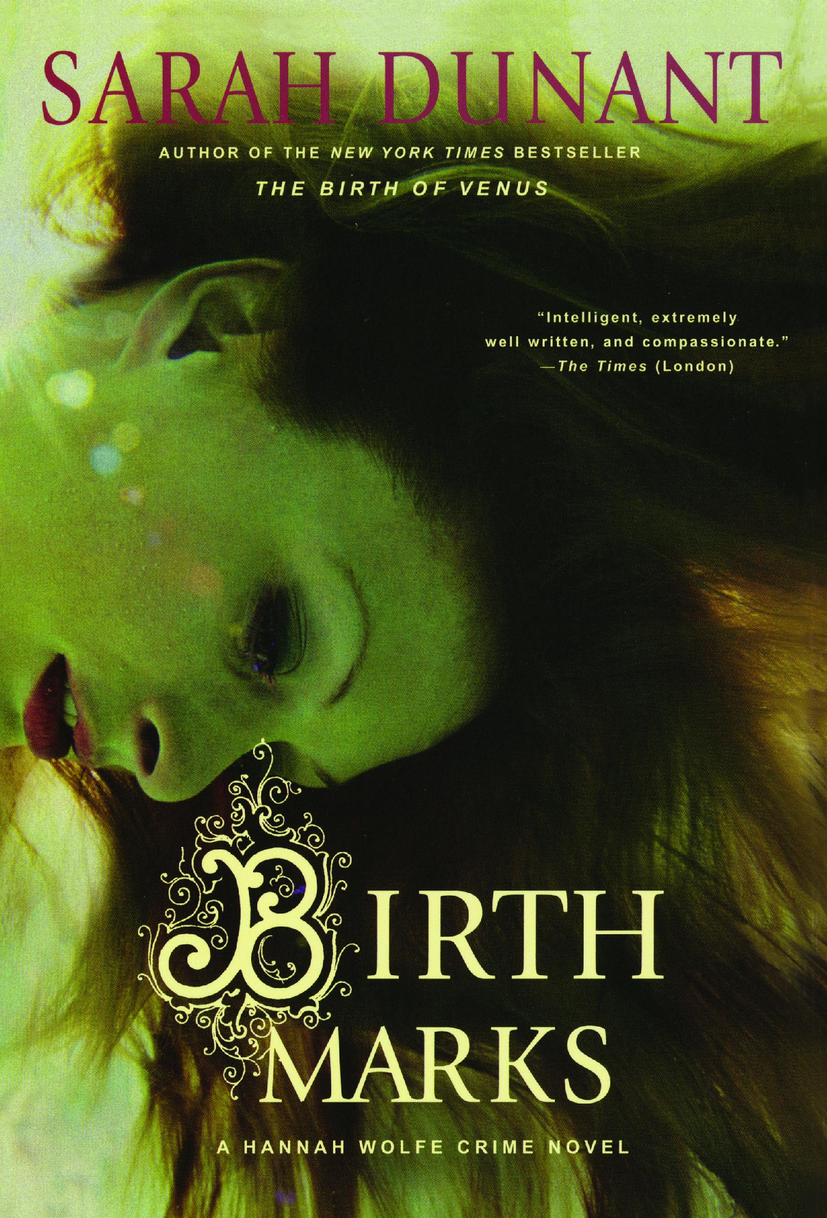 Birth Marks Book Cover