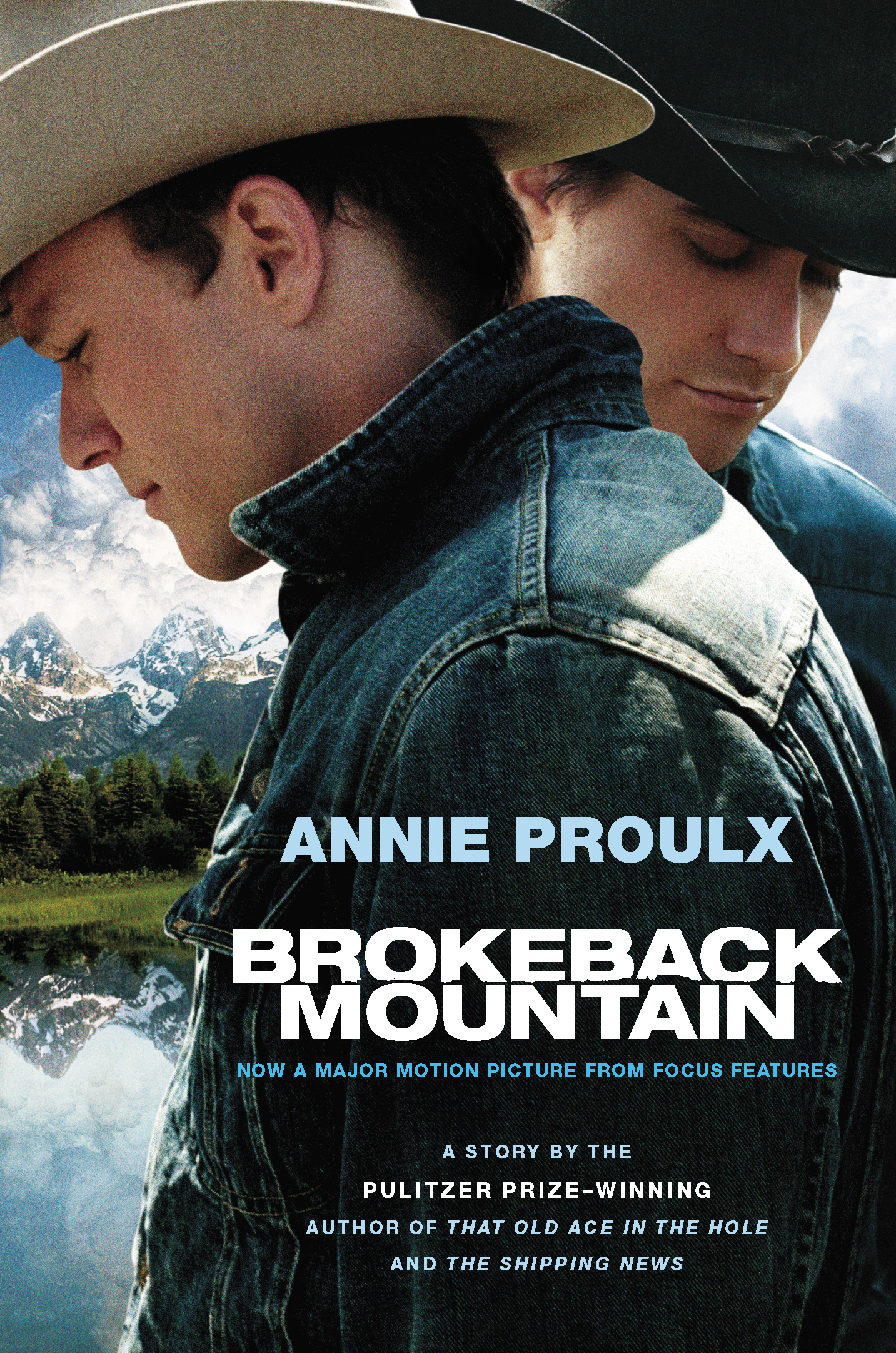 Brokeback Mountain  Book by Annie Proulx  Official Publisher Page  Simon & Schuster