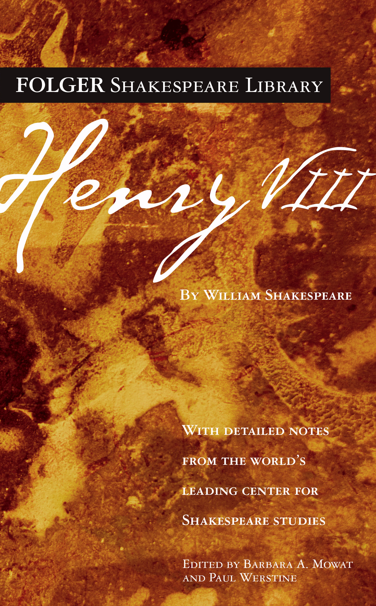 henry viii book by william shakespeare dr barbara a mowat cvr9780743273305 9780743273305 hr henry viii