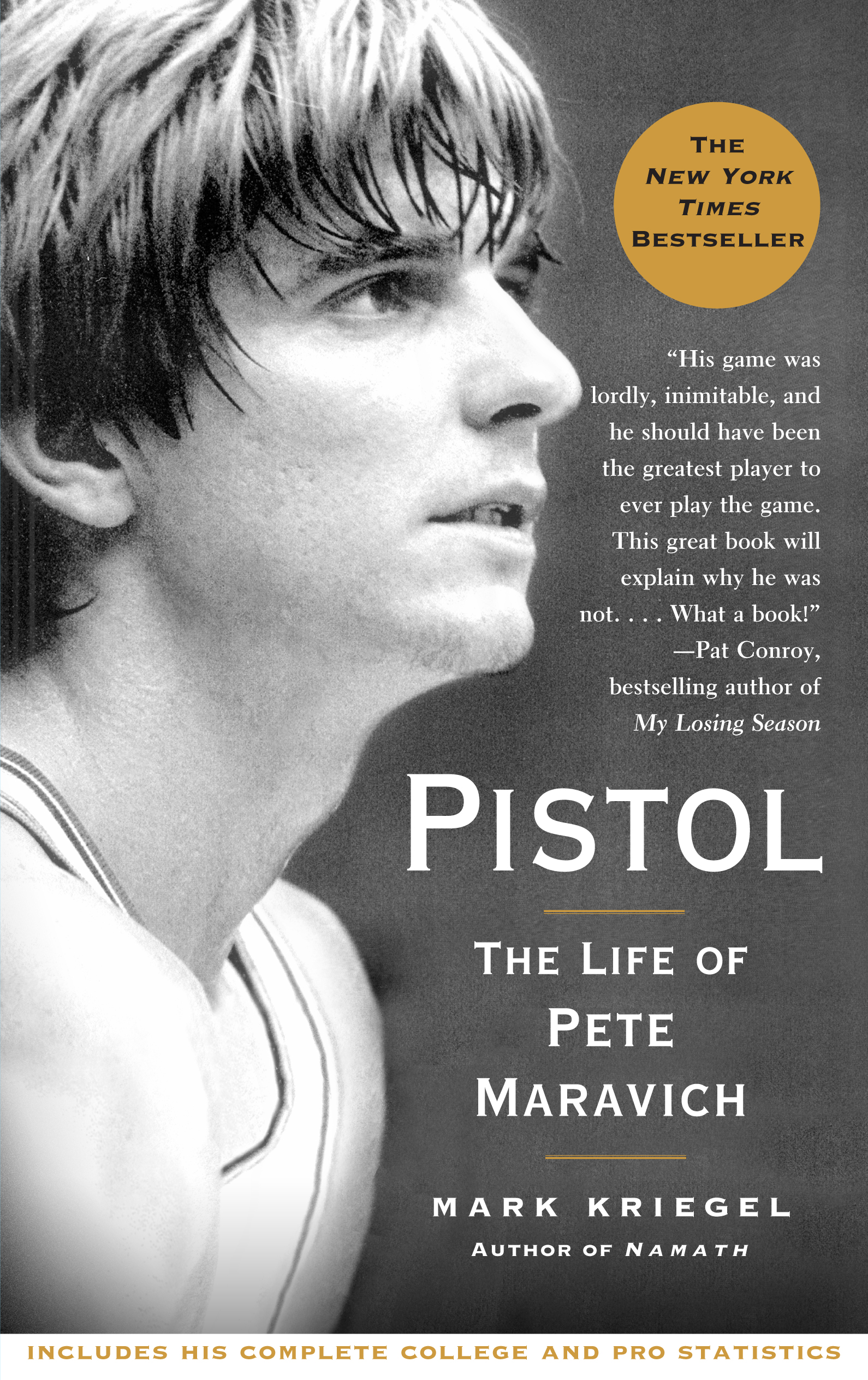 Pistol Book by Mark Kriegel ficial Publisher Page