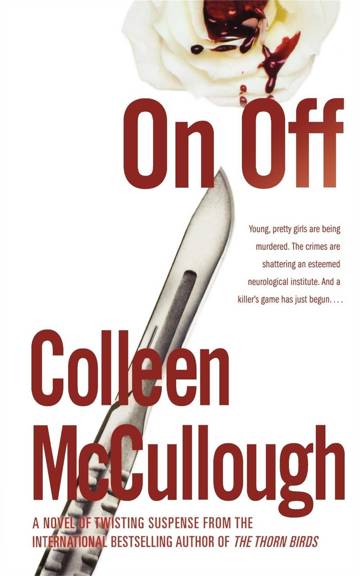 Colleen mccullough official publisher page simon schuster canada book cover image jpg on off ebook 9780743293235 fandeluxe Images