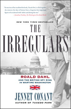 The Irregulars   Book by Jennet Conant   Official Publisher Page   Simon &  Schuster