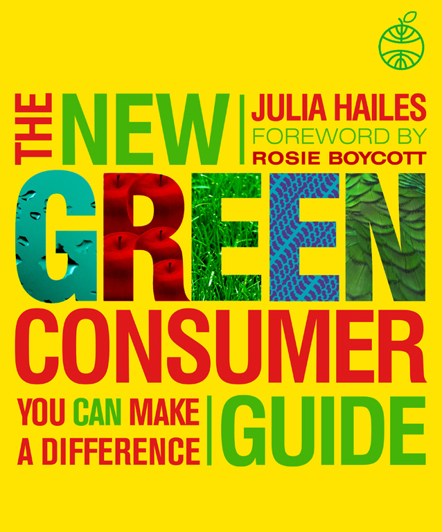 Consumer Guides: The New Green Consumer Guide