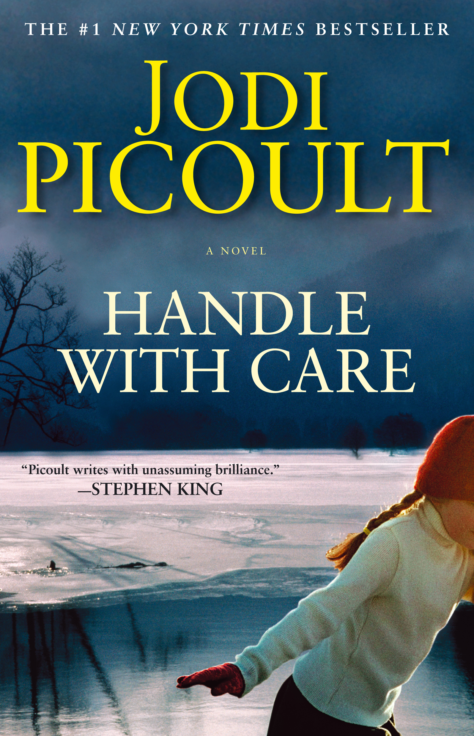 a report on the book handle with care by jodi picoult 'sing you home' review: jodi picoult's latest novel  her previous 17 novels  include nineteen minutes, handle with care, change of.