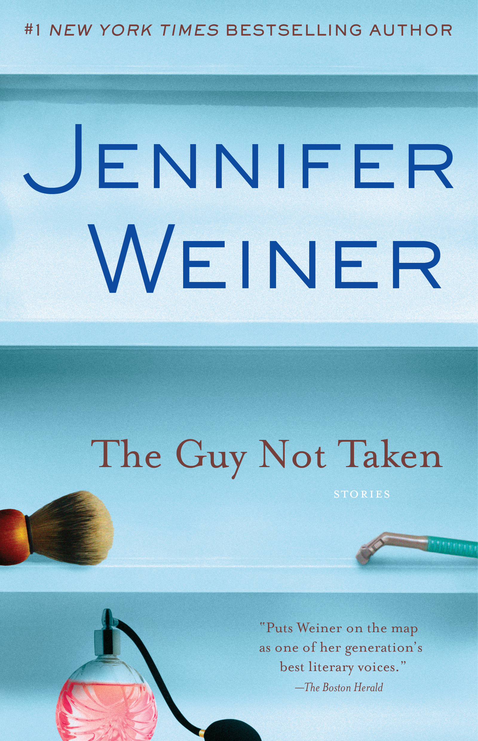 weiner single guys Click to read more about good in bed by jennifer weiner  he sounds like those guys that fit into  cannie comes from a background of a single-mother.