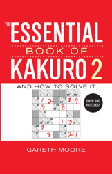 The Essential Book of Kakuro 2