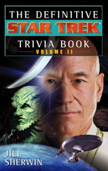 The Star Trek: The Definitive Star Trek Trivia Book: Volume II