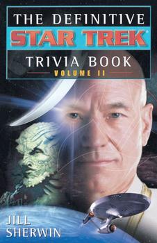 The Definitive Star Trek Trivia Book, Volume II