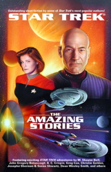 The Star Trek: The Next Generation: The Amazing Stories Anthology
