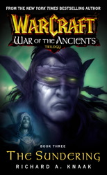 Warcraft: War of the Ancients #3: The Sundering