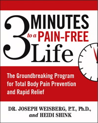 3 Minutes to a Pain-Free Life