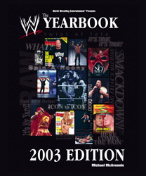 The  World Wrestling Entertainment Yearbook 2003 Edition